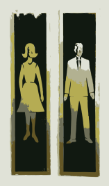 Woman and Man