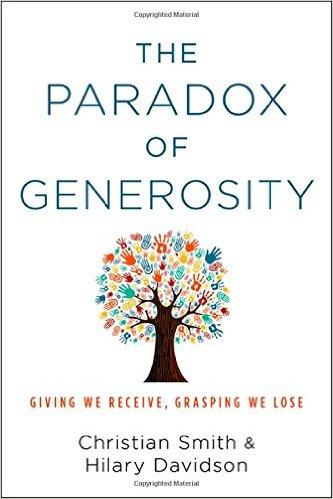 Paradox Generosity Book Cover
