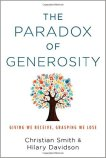 Paradox Generosity Book Cover