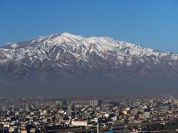 Kabul Mountains
