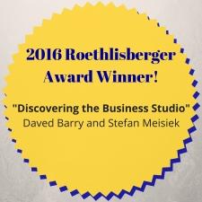 2016 Roethlisberger Award Winner